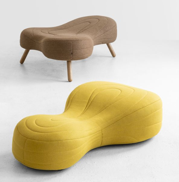Sitzwürfel CAVALLO Loungesitzhocker