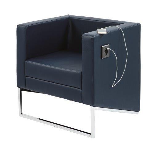 Loungestuhl WIN Loungesessel mit USB-Anschluß