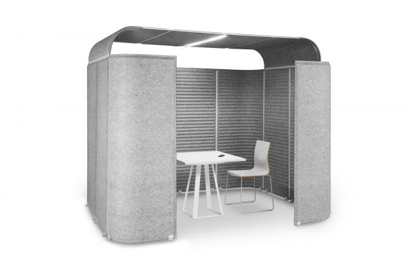 Akustikmöbel PRIMUS Loungemöbel Schallschutz-