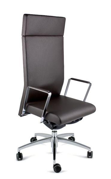 Chefsessel THOR mit Federkernsitz Drehsessel