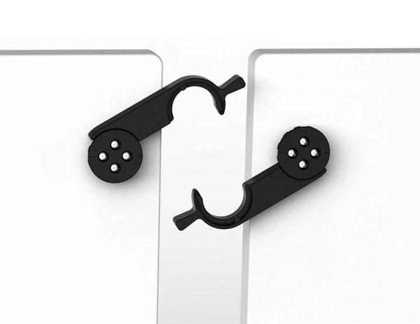 Universal Tischverbinder Lock Tischplattenverbinder auch zum Nachrüsten