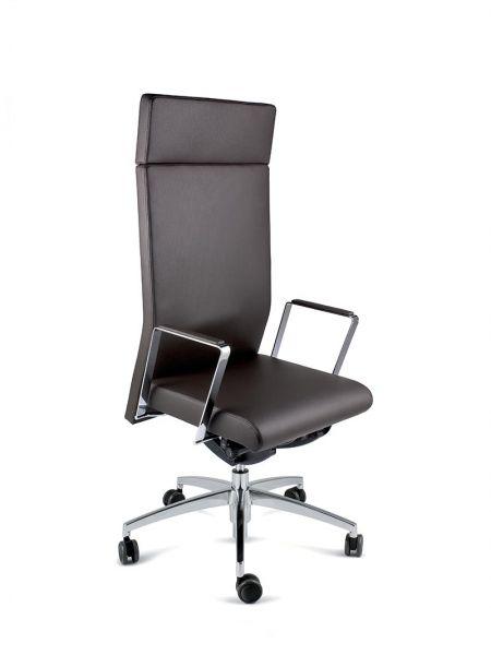 Drehsessel THOR mit Federkernsitz - Zachert Deluxe