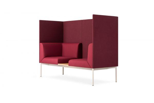 Akustikmöbel SOLID Loungesofa Schallschutz