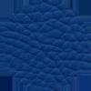 7-Leder-blau