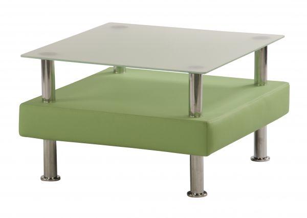 Loungetisch BALI mit Glasplatte